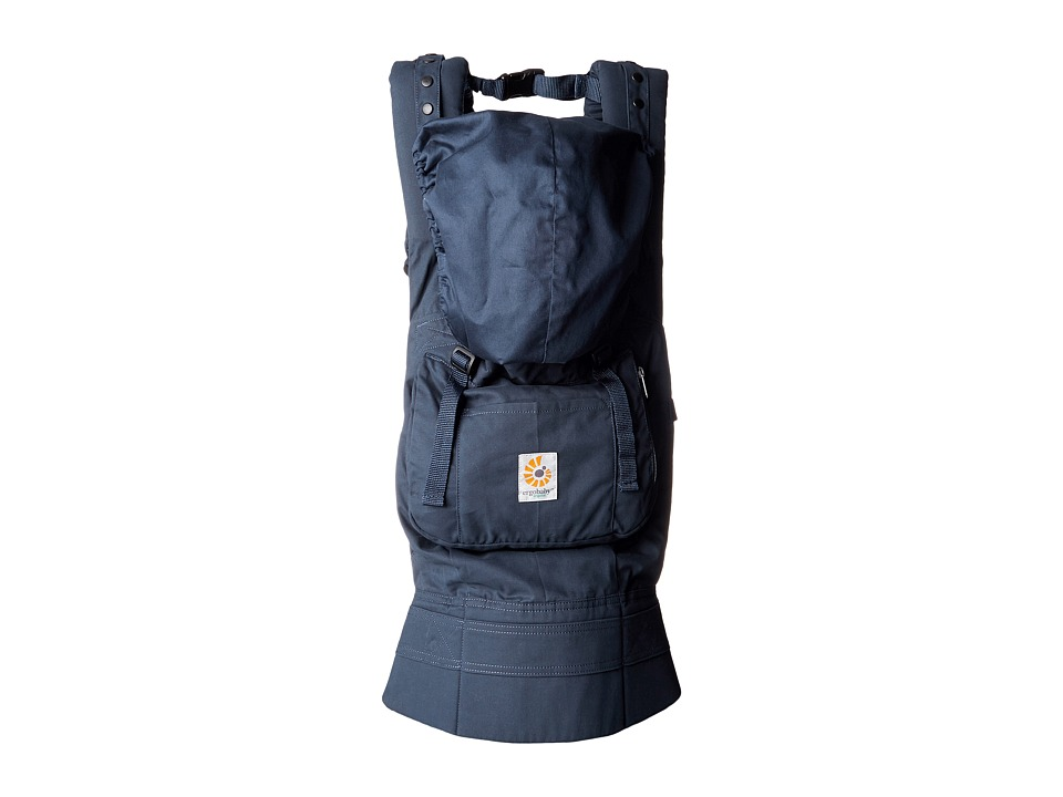 Ergobaby Organic Collection Navy Carriers Travel