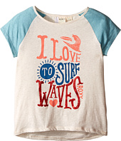Roxy Kids - Point Break Short Sleeve Tee (Big Kids)