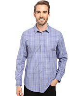 Calvin Klein - Long Sleeve Infinite Cool Large Window Plaid Shirt