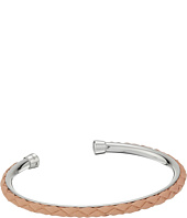 Fossil - Artisan Leather Bangle