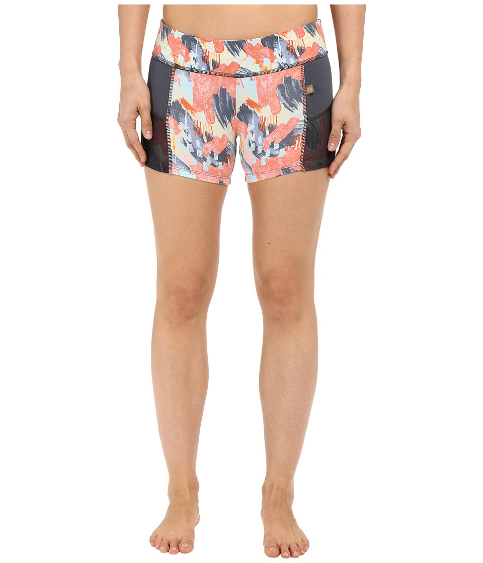 Maaji Fresh Jump Shorts Multicolor Womens Shorts