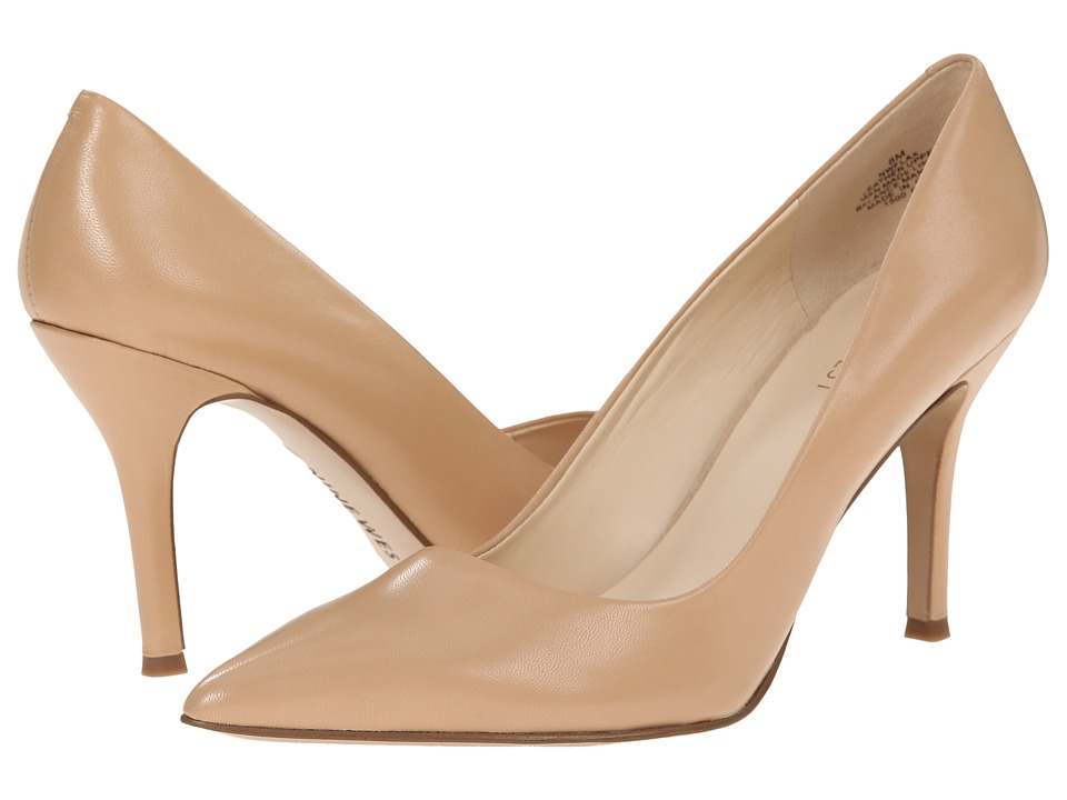 Nine West - Flax Pump (Ligna Kid Leather) High Heels