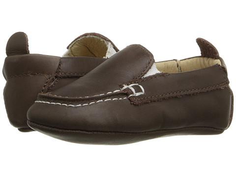 Old Soles Boat Shoe (Infant/Toddler) - Distressed Brown