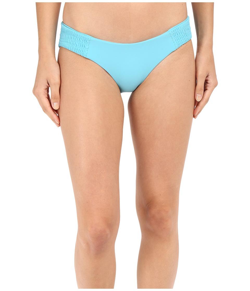 Tori Praver Daisy Bottom Azul Womens Swimwear