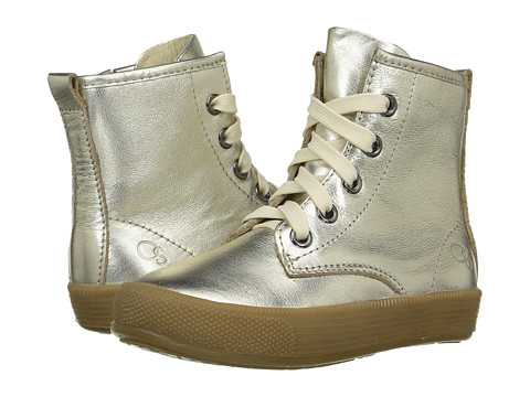 Old Soles Swag High Top (Toddler/Little Kid) - Gold