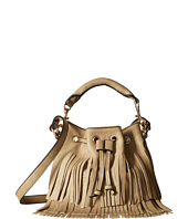 Gabriella Rocha - Theo Fringed Crossbody Bucket Purse