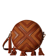 Gabriella Rocha - Roxanne Round Crossbody Purse with Fringe