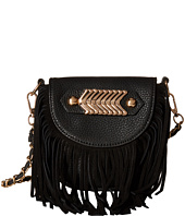 Gabriella Rocha - Maura Crossbody with Fringe and Gold Detail