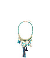 Gabriella Rocha - Choker Necklace with Beads and Tassels