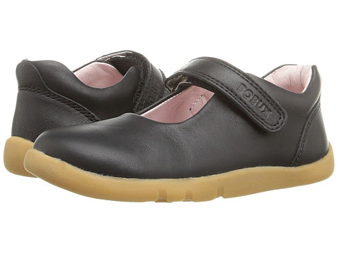 Bobux Kids I-Walk Delight (Toddler/Little Kid) - Black