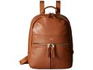 KNOMO London Mini Beaux Backpack (Caramel)