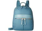 KNOMO London Baby Beauchamp Mini Backpack (Sea)
