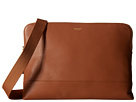 KNOMO London Molton Crossbody Bag (Caramel)