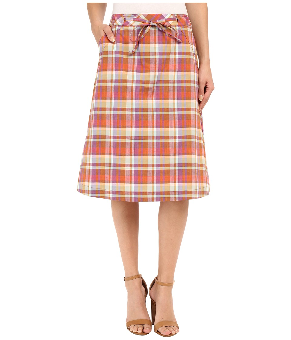 Pendleton Alice Skirt Multi Plaid Womens Skirt