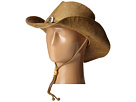 SCALA Toyo Shapeable Western with Chin Cord (Tobacco)