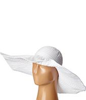 SCALA - Sewn Ribbon Big Brim Pool Hat