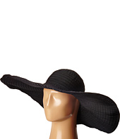 SCALA - Sewn Ribbon Big Brim Pool Hat