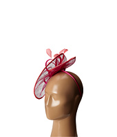 SCALA - Sinamay Bow Fascinator