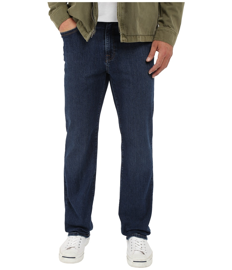 34 Heritage - Charisma Relaxed Fit in Med Washed Regular/Tall (Med Washed) Mens Casual Pants