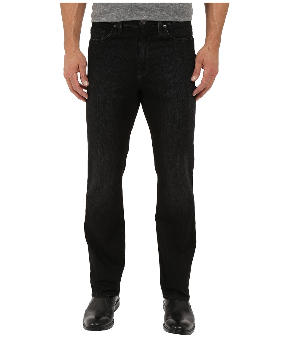 Image of 34 Heritage - Charisma Classic Fit in Charcoal Comfort 32 Inseam (Comfort Charcoal) Men's Casual Pants