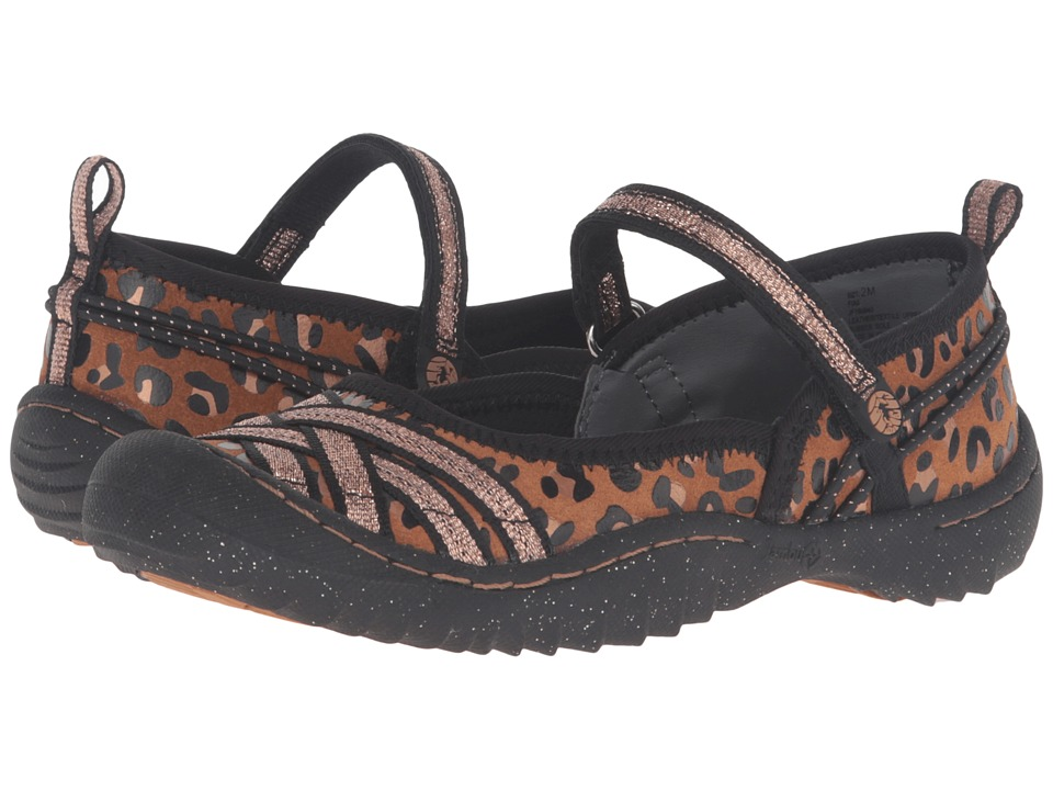 Jambu Kids - Fia 5 (Toddler/Little Kid/Big Kid) (Brown/Bronze) Girls Shoes