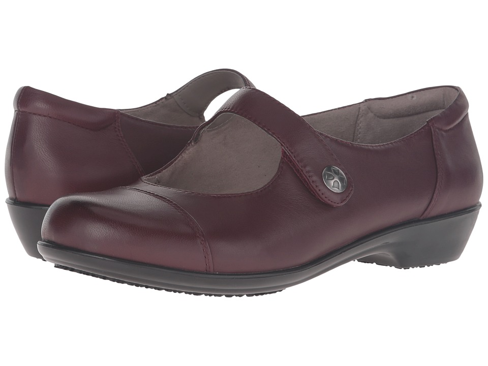 Naturalizer - Brazyn (Bordo Leather) Women
