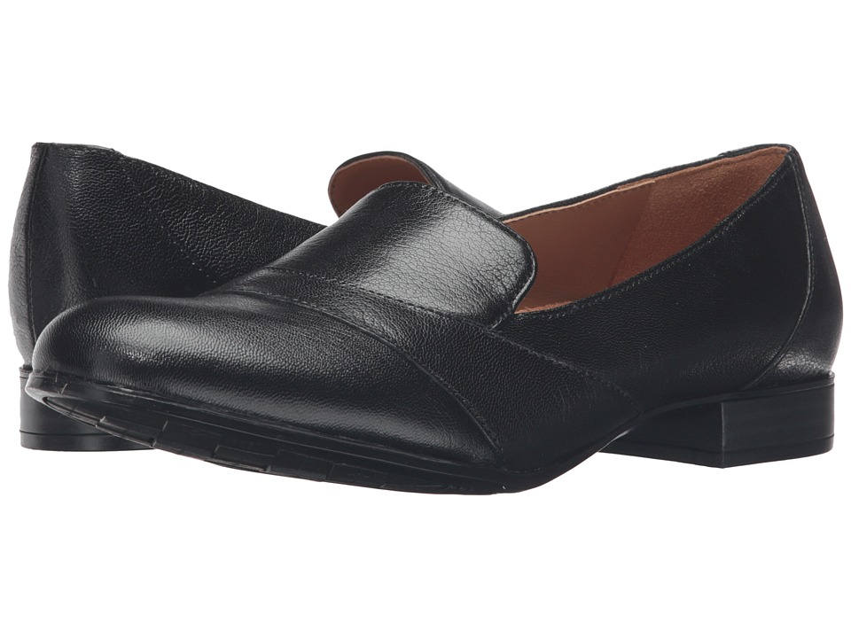 Naturalizer - Coretta (Black Leather) Women