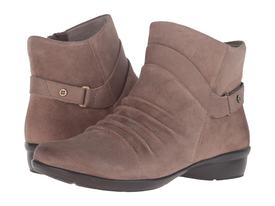 Naturalizer - Caldo (Truffle Taupe Suede/Leather) Women