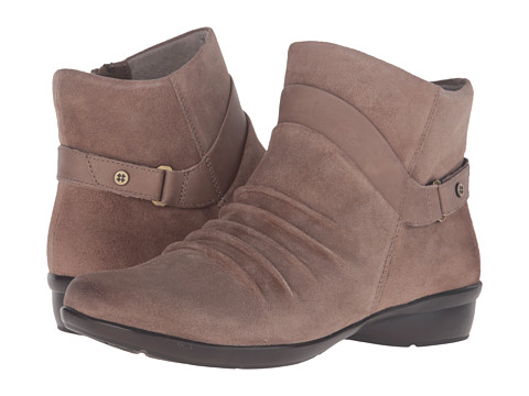 Naturalizer Caldo - Truffle Taupe Suede/Leather