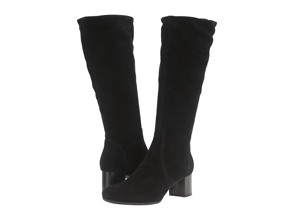 La Canadienne Jennifer (Black Suede) Women