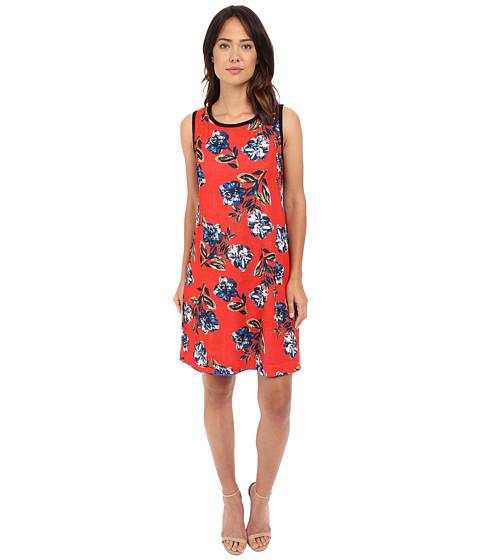 Nally & Millie Reversible Printed Dress