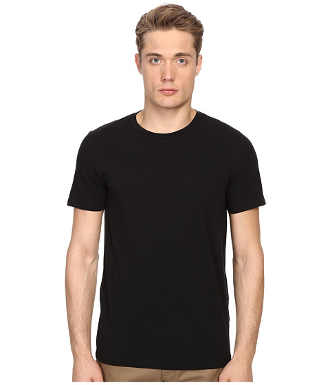 Vince Short Sleeve Pima Cotton Crew Neck Shirt