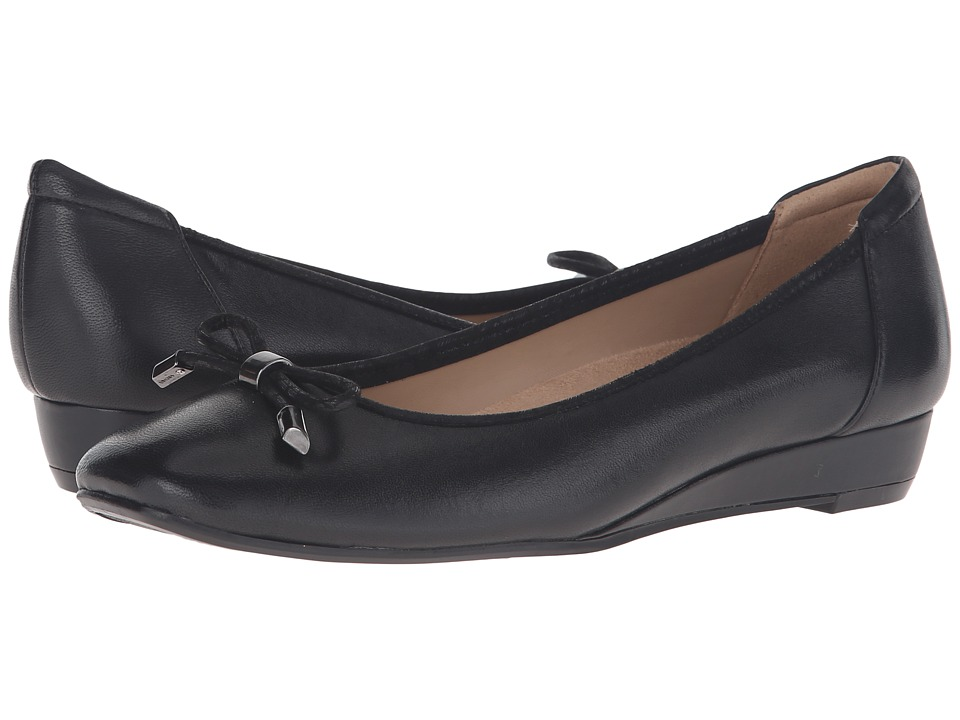 Naturalizer - Dove (Black Leather) Women