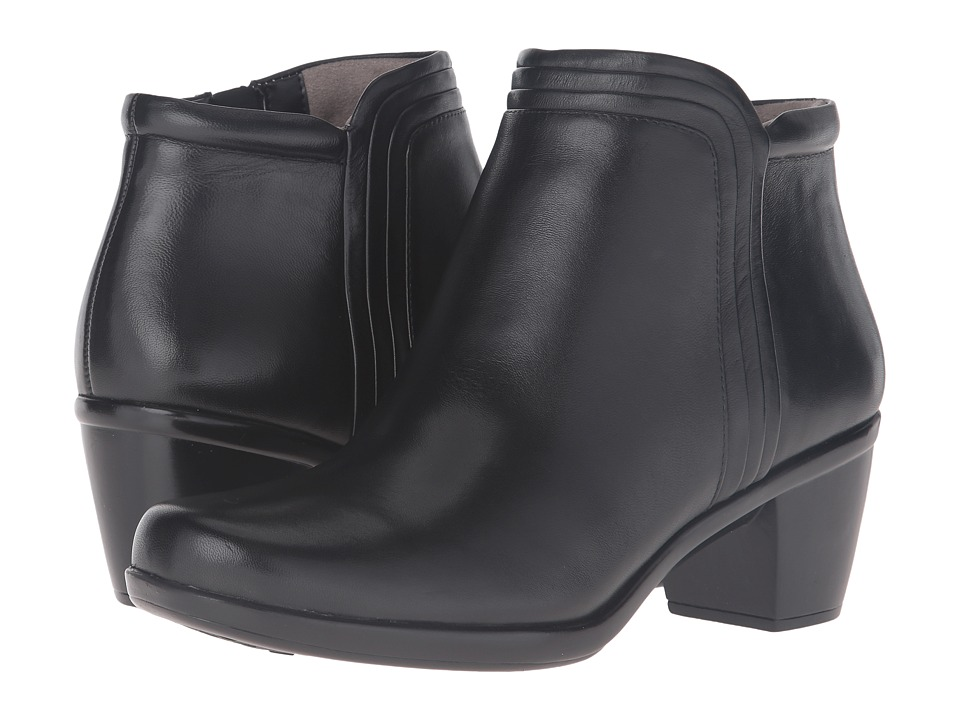 Naturalizer - Elisabeth (Black Leather) Women