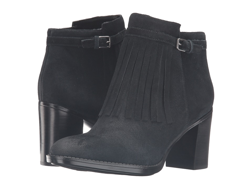 Naturalizer - Fortunate (Black Suede) Women