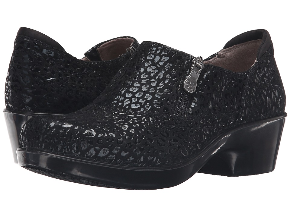 Naturalizer - Florence (Black Cheetah Leather) Women