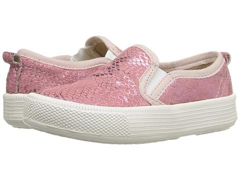 Old Soles Hoff Shoe (Toddler/Little Kid) - Pink Python