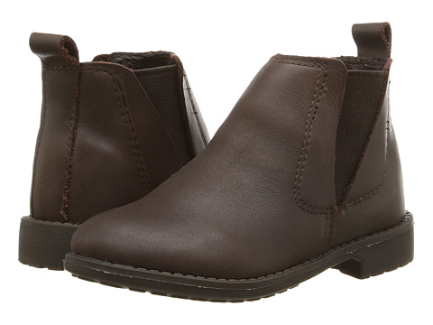 Old Soles Shanti Boot (Toddler/Little Kid) - Distressed Brown