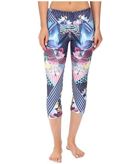 Onzie Juicy Leaf Capri Pants
