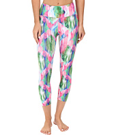 Onzie - Diamond Palm Capri Pants
