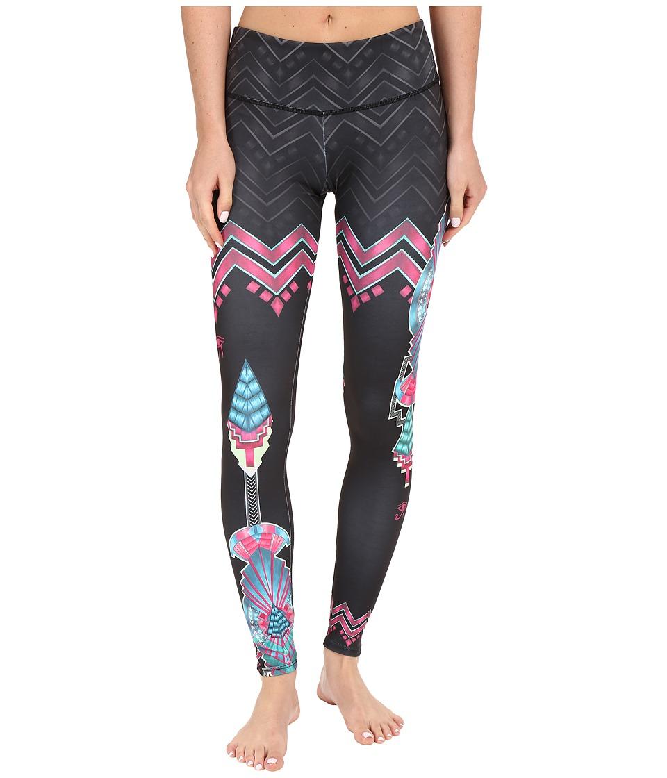 Onzie Ciaro Graphic Leggings Ciaro Womens Casual Pants