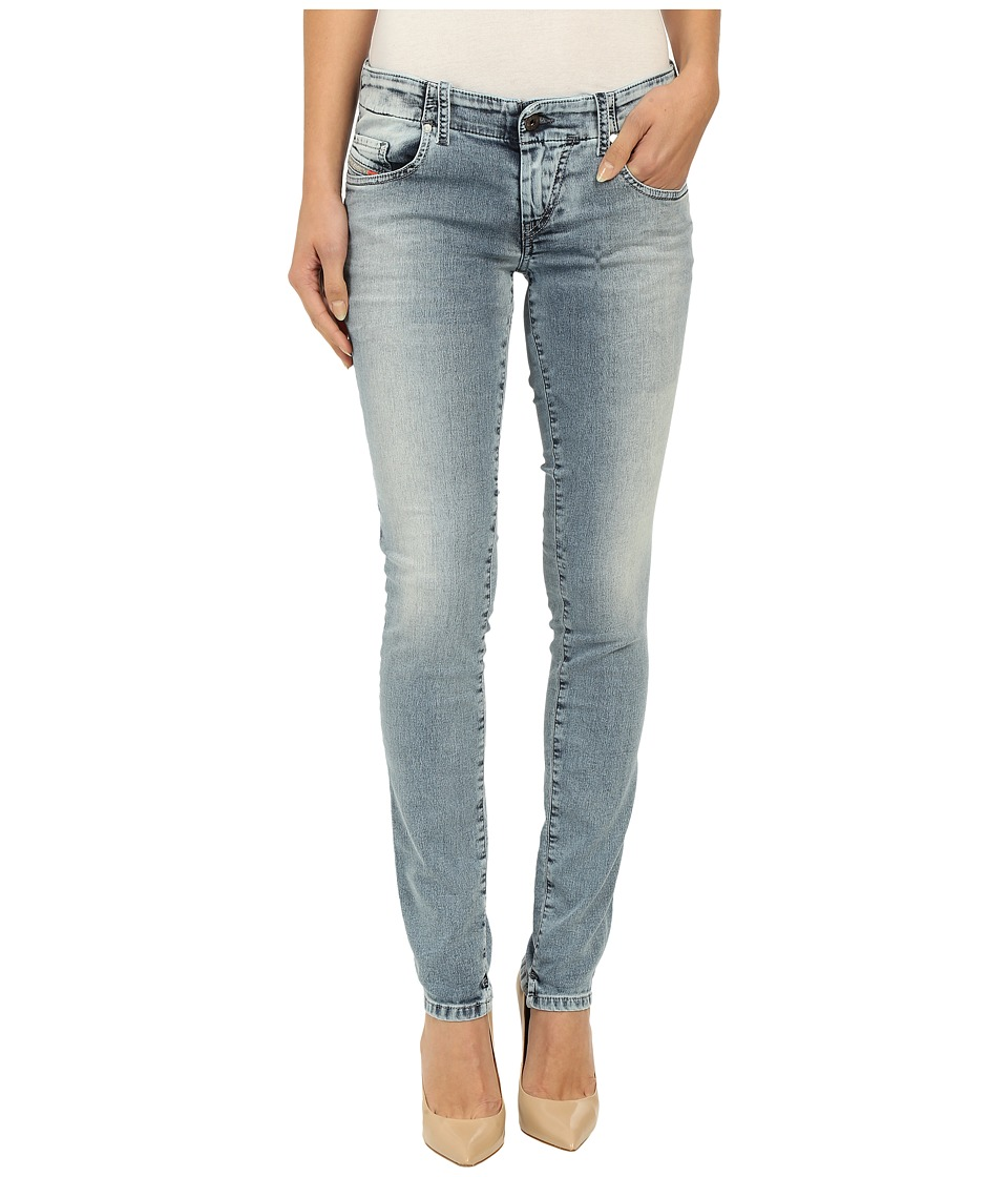 Diesel Grupee NE Sweat Jeans Denim Womens Jeans