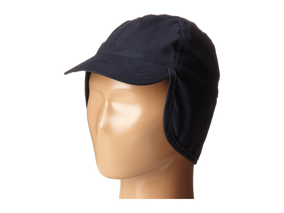 SCALA Flap Cap Infant Navy Caps