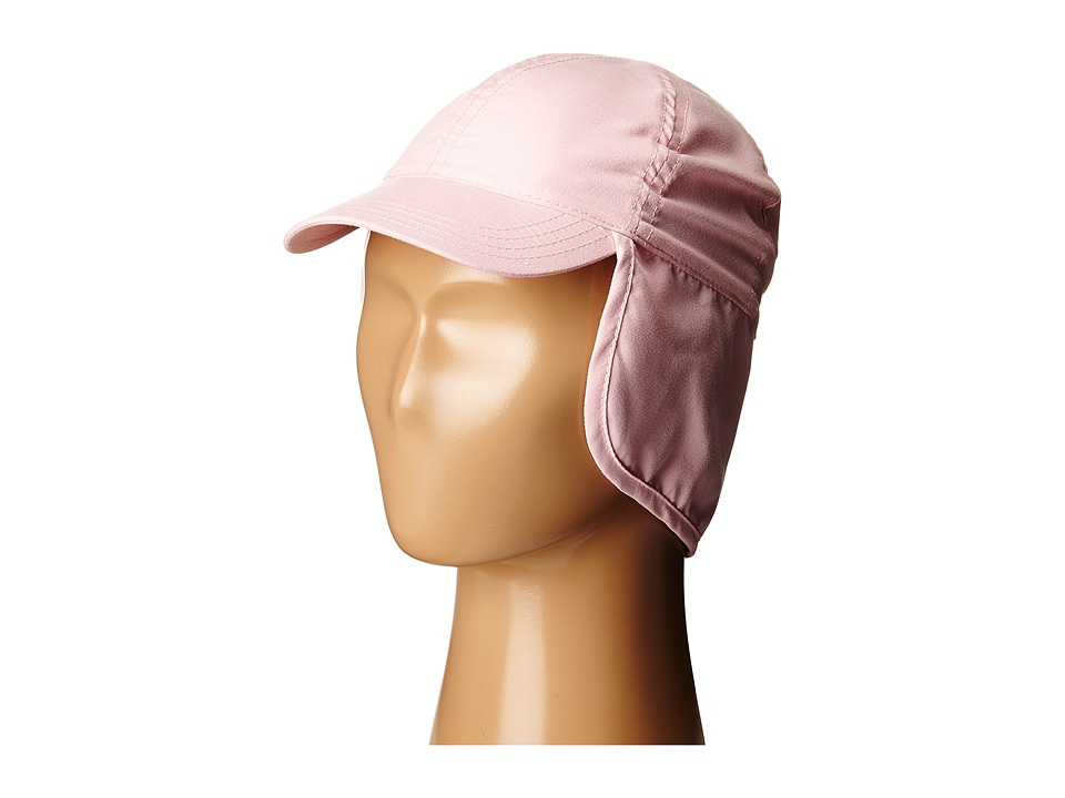 SCALA Flap Cap Infant Pink Caps