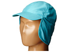 SCALA Flap Cap (Infant) (Turquoise)