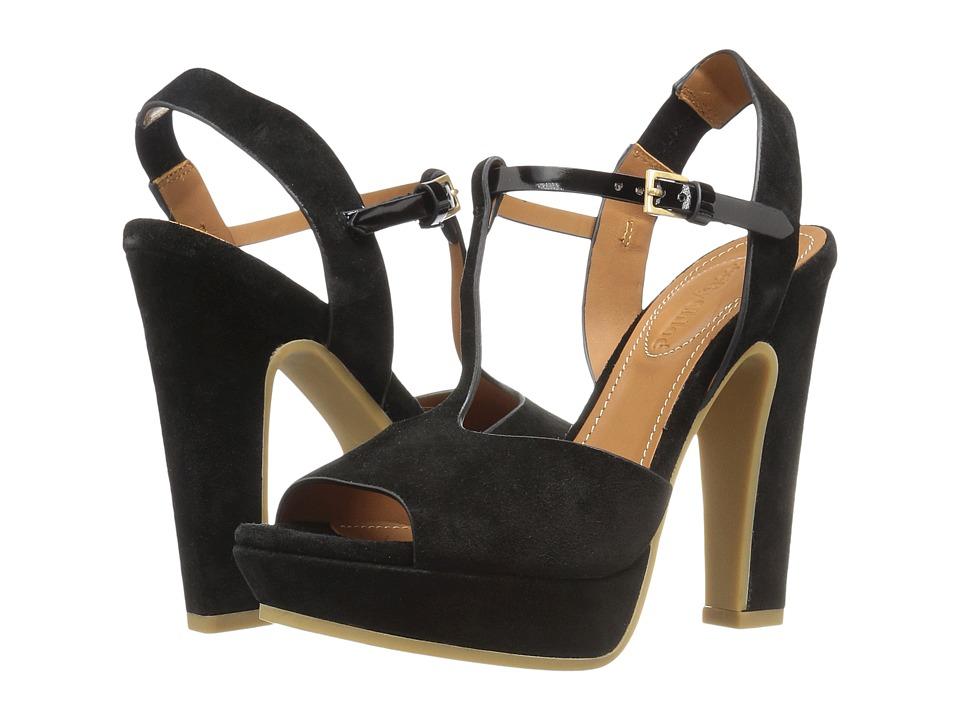 See by Chloe SB27079 (Nero/Vernice Goat) High Heels