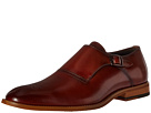 Stacy Adams Dinsmore Plain Toe Monk Strap