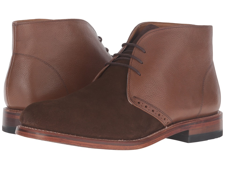 Stacy Adams - Madison II Chukka Boot (Tan) Men