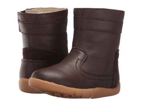 Bobux Kids I-Walk Thunder (Toddler) - Espresso Brown