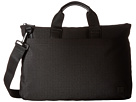 KNOMO London Oxberry Laptop Briefcase (Black)